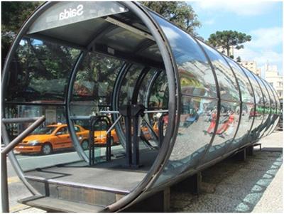 公交汽车站台防晒防雨棚顶